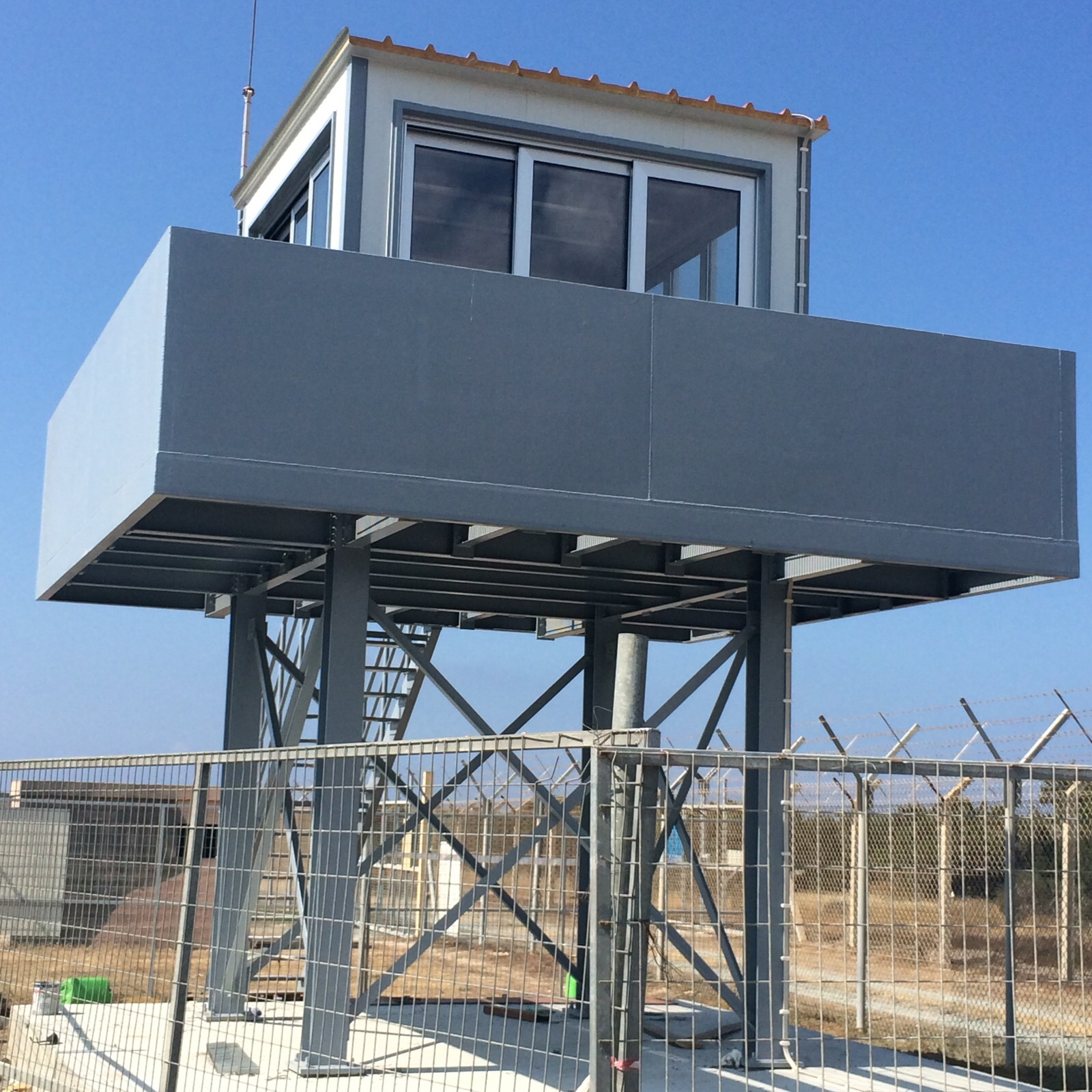 Military Observation Towers