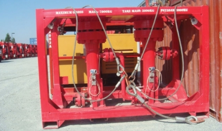 Fabrication of Offshore DNV Container 2.7-1